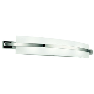 Kichler 45088PN LINEAR WALL 36IN