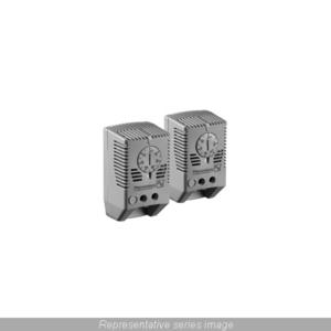 Hammond Mfg SKT011409NC Temperature Control Switch, Bi-Metal Sensor, 120VAC, Molded Plastic