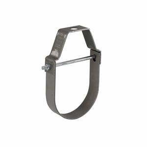 "Eaton B-Line B3100-1ZN Pipe Hanger, Pipe Size: 1"", Rod Size: 3/8-16, Material: Steel/Zinc"