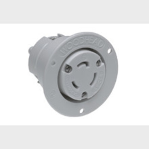 Woodhead 2748MB WOO 2748MB FLANGED OUTLET NEMA