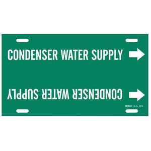 4041-G 4041-G CONDENSER WATER SUPP/GRN/S