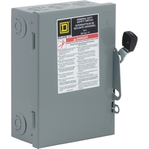 CD221N SAFETY SWITCH FUSIBLE (A)