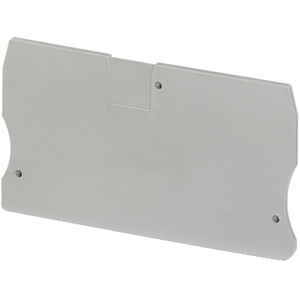 Square D NSYTRACR162 SQD NSYTRACR162 END COVER, 2PTS,