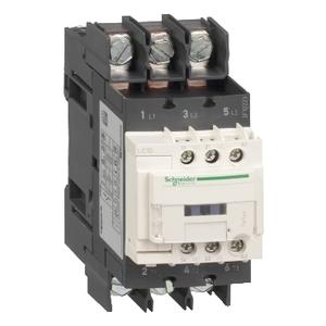 Square D LC1D40A6U7 TESYS D 3P EVERLINK AC CONTACTOR AC3 40A IEC