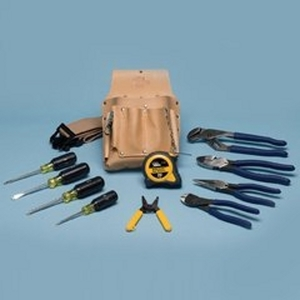 Ideal 35-5805 HAND TOOL KIT IDEAL CONSIST OF 1: 35-5012 WM 9 1/4 IN SIDE CUTTER PLIERS