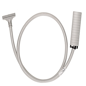 Allen-Bradley 1492-CABLE020X Cable, Pre-Wired, 20 Conductor, 22 AWG, 2.0 m, (6.56 ft)
