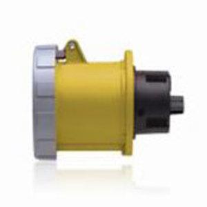 3100R4W RECPT WTITE PIN/SLEV 2P3W