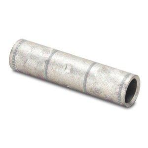 Burndy YS4C Compression Buttsplice, Copper, 4 AWG, Long Barrel