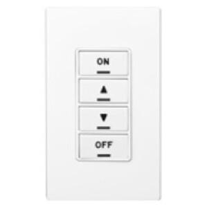 Leviton PLVSW-4LW 4 Button Provolt Switch
