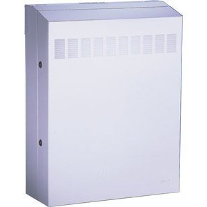 """Hubbell-Kellems RE4X Cabinet, Rem Equip,4 Hub,42""""h,lt Gy"""