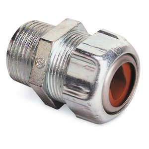 Thomas & Betts 2454 1-1/2 WTRTIGHT CONNECTOR