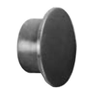 "ABB CR104PXM03B Push Button, 1-3/8"", Mushroom Head, Cap Only, Black"