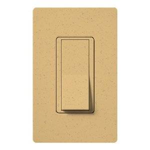 Lutron SC-4PS-GS Dimmer Switch, 4-Way, 15A, Goldstone