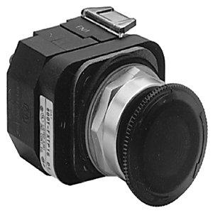 Allen-Bradley 800T-FXTQH2RA1 Push Button, 2-Position, 30mm, Push-Pull/Twist Release, Red