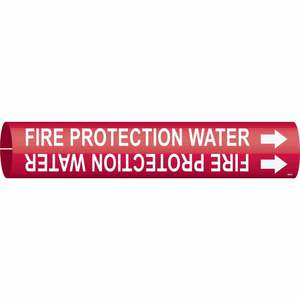 4060-A 4060-A FIRE PROT WATER/RED/STYA