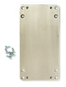 FLIR T128775ACC Rear Mounting Plate Kit For Mounting A FLIR AX8 Camera