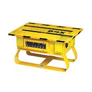 Leviton PB101 Temp Power Dist Box