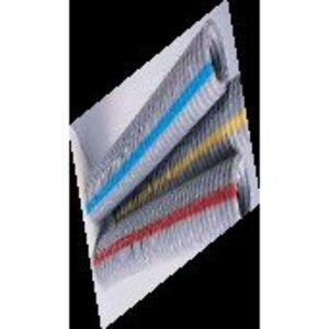 "Kraloy 12034 ENT, Gray w/ Blue Stripe, 1"", 10' Piece"