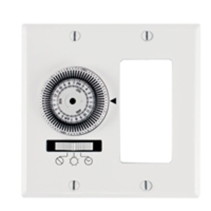 Intermatic KM2ST-2D 24-hour, Electromechanical In-Wall Timer