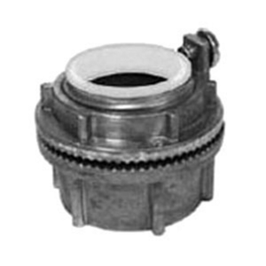 "Appleton HUBG100A Grounding Hub, 1"", Insulated, Gasketed, Watertight,  Aluminum"