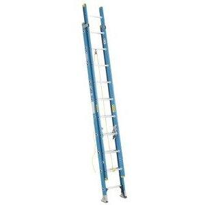 Werner Ladder D6020-2 Fiberglass Extension Ladders