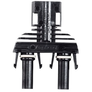 Amphenol H4YX PV Connector, Helios Series, 3 Contacts, 2 Female/1 Male