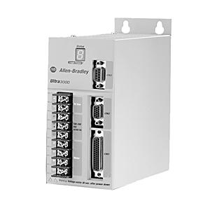Allen-Bradley 2098-DSD-020X Drive, Servo, 200V Class, 2kW, 18A, Requires 24VDC Power Supply