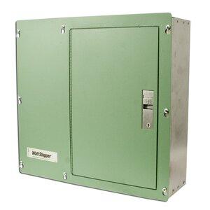 Wattstopper LP8S-8-G-115 LP8 Peanut Lighting Control Panel