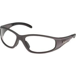 Lift Safety ESR-6C Strobe Protective Eyewear - Silver, Clear