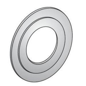 "OZ Gedney RW-25S Reducing Washer, 3"" x 1"", Steel"