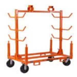 IToolco PFC3000 Pipe and Pre-Fab Cart