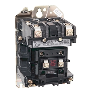 Allen-Bradley 500FL-AOB92 NEMA SIZE 0 FEED THRU LIGHING CONTACTOR
