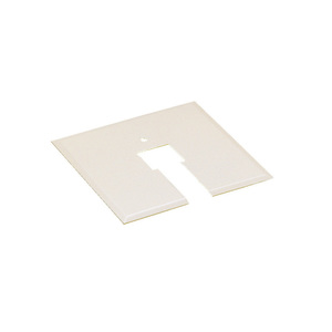 WAC Lighting CP-WT Canopy Plate, White