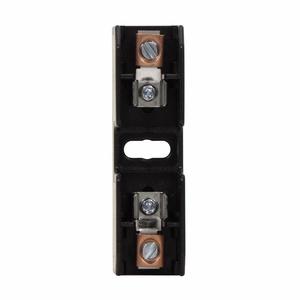 Eaton/Bussmann Series BG3031B Class G Fuse Block, 1-Pole, 25-30A, 600V, Box Terminal