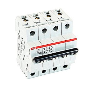 ABB S204-D16 Miniature Circuit Breaker, Supplementary Protector