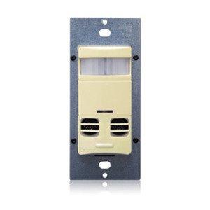 Leviton OSSMT-MDI Dual Tech Occupancy Sensor, Ivory