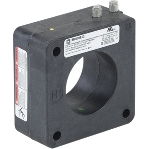 "Square D 180R601 Current Transformer, Solid Core, 600:5A, 600V Class, 2.50"" ID"