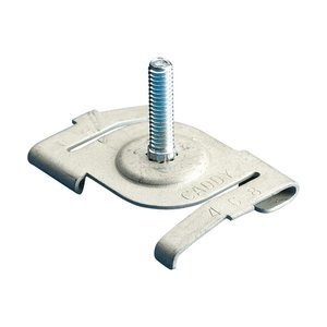 nVent Caddy 4G8WB ERC 4G8WB FIXTURE CLIP,SUPPORT,15/1
