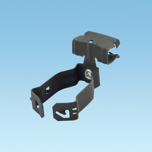 "Panduit P812M24SM Beam Clamp for 1/8""-1/4"" Flange, 1/2"" -"
