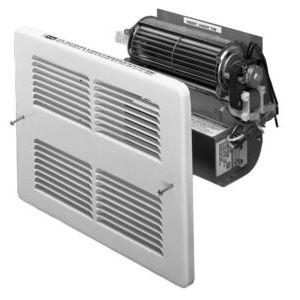 King Electrical WHF2415I WHF Wall Heater, 240V, 750/1500W