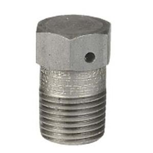 "Hubbell-Killark KDB-1 Universal Drain or Breather, 1/2"", Explosionproof, Stainless Steel"
