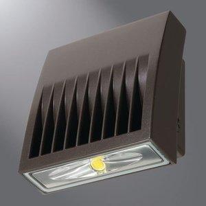 Lumark XTOR1B-W LED Wallpack, 12 Watt, 1396 Lumen, 4000K, 120-277V
