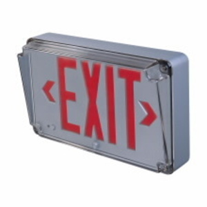 Cooper Crouse-Hinds CCHUX70RSDWH CRS-H CCHUX70RSDWH EXIT SIGN, WHITE