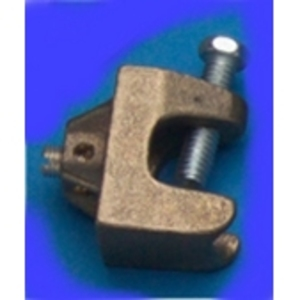 "Penn-Union GBC-6 Beam Clamp, 1"", Type Grounding, Copper Alloy"