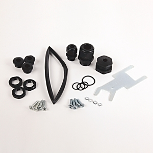 Allen-Bradley 1485A-ACCKIT Accessory Kit, Installation, for DeviceBoxm Hardware, Cord Connector
