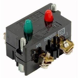 Eaton 10250T1E 30mm Contact Block, 1 N.O., 1 N.C., 10250T