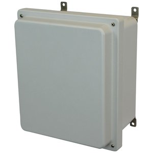 Allied Moulded AM1426R Wall mount enclosure assembly