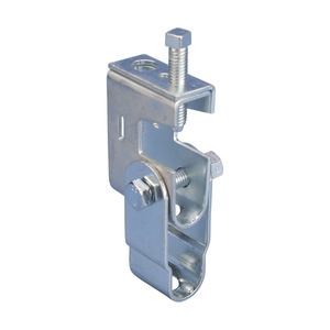 nVent Caddy BC101500EG Clamp,beam, Bc10 With Bc15 Swivel Attached