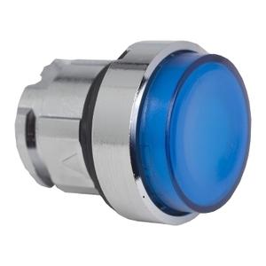 ZB4BW163 BLUE EXTENDED ILLUM. OPERATOR