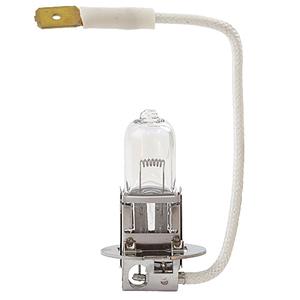 Candela 64156 Miniature Lamp, T3.25, 70W, 24V, 3200K, PK22S Base